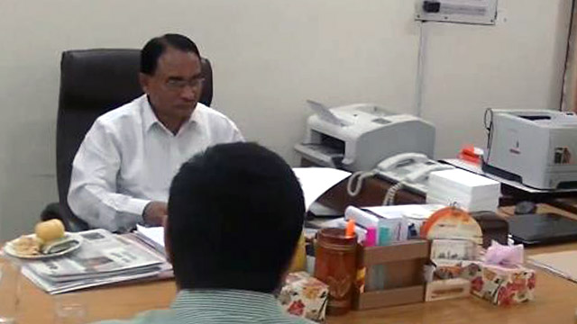 Discussion with Honorable VC, RUET